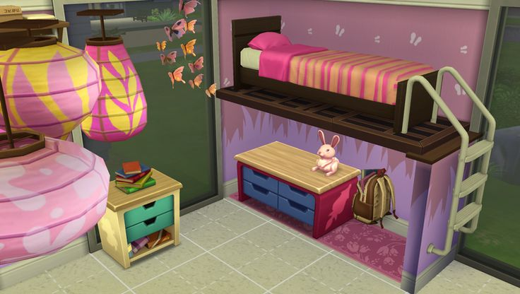 Sims 4 : Rénovation d'une maison à Newcrest suite