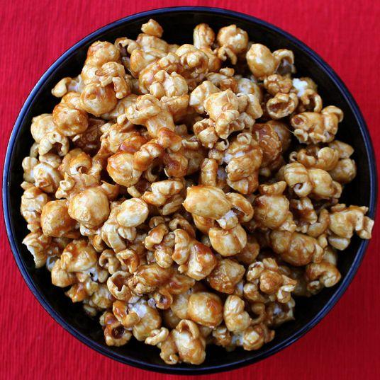 Best Carmel Corn Ever.  Not Sticky!