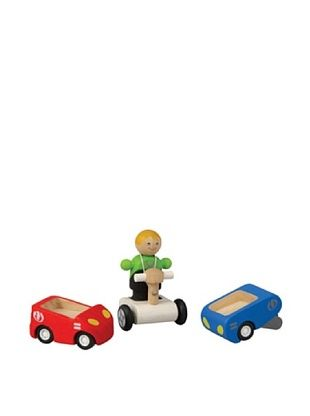 21% OFF PlanToys PlanCity Series Eco Vehicles