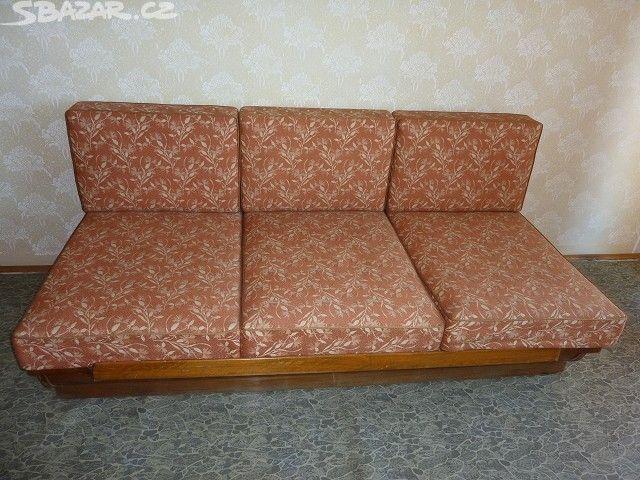 Prodám starožitný nábytek Halabala - obrázek číslo 3