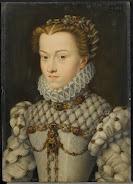 Elisabeth d'Autriche (1554-1592) reine de France - Google Art Project