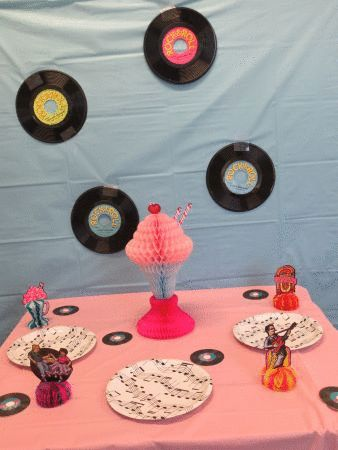 125 Best 50u0027s Sock Hop Party Ideas Images On Pinterest | Sock Hop Party,  Theme Parties And 50 Party