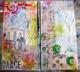 Art Journal, Dance