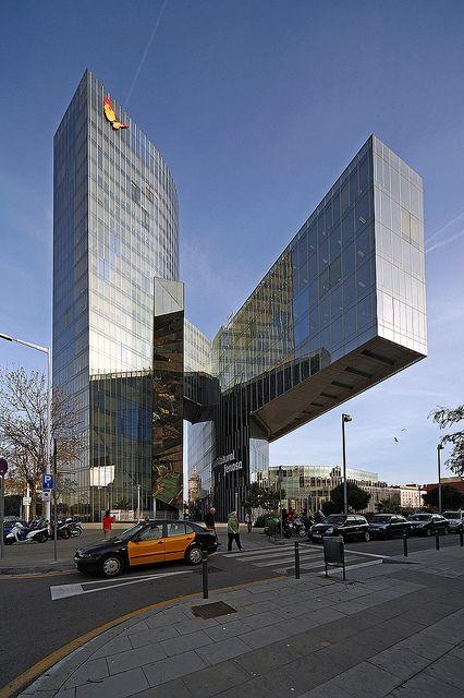 Torre Mare Nostrum (Barcelona, Spain)