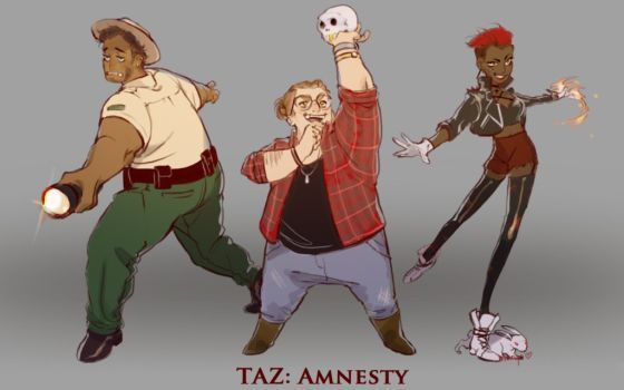 Image Result For The Adventure Zone Amnesty Adventure