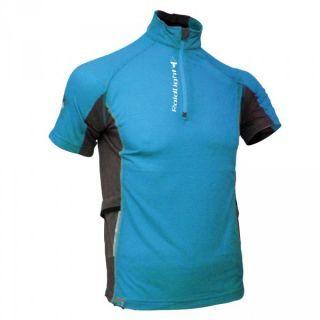Raidlight Performer MC Trail T-Shirt Blauw