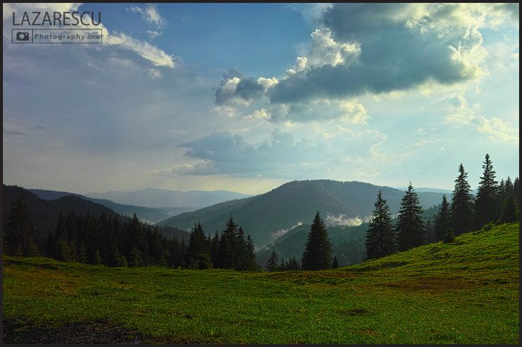 Mountain summer landscape by Lazarescu R. Catalin on 500px