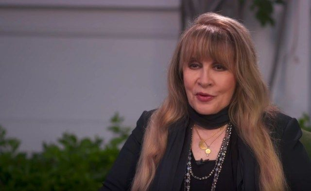 Stevie Nicks 50 Year Career And Her Thoughts About Life In 2020 Time Is Being Stolen From All Of Us Stevie Nicks Stevie Mick Fleetwood
