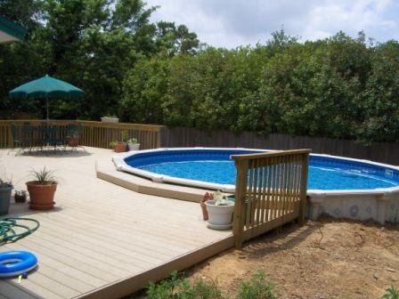 203 best pool images on pinterest for Obi easy pool