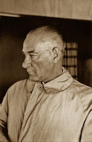 Atatürkün görülmemiş fotoğrafları (son zamanları)