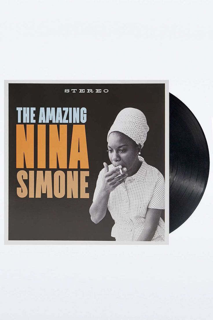 Nina Simone: The Amazing Nina Simone Vinyl Record