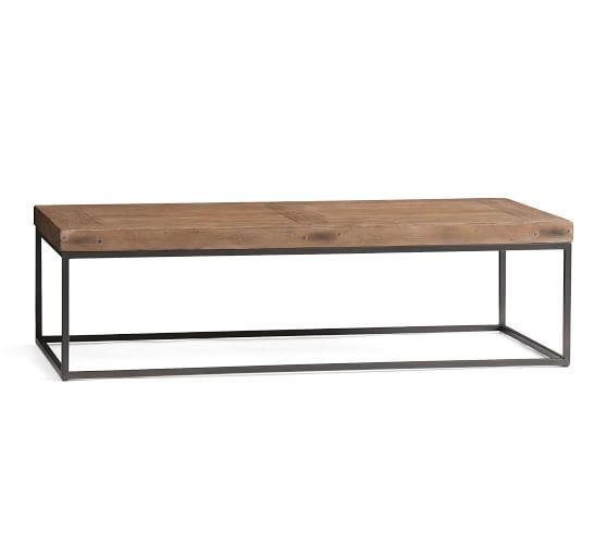 Malcolm Coffee Table Aged Umber Furniture Coffee