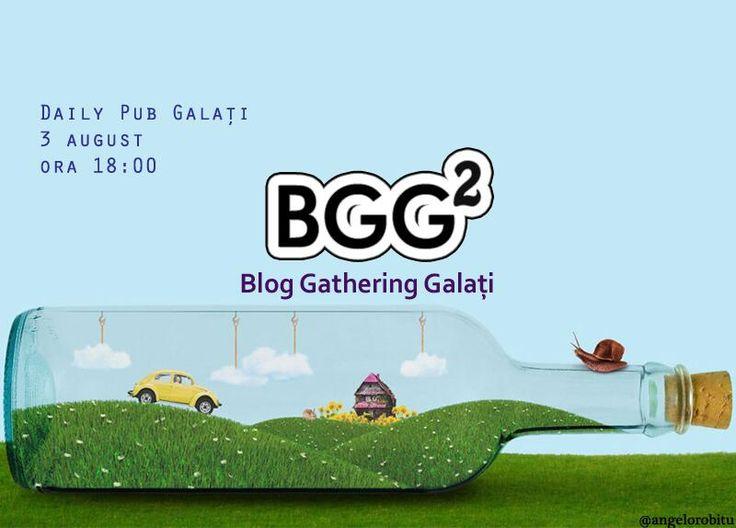 Mâine se întâlnesc bloggerii în Galați #BGG 2 | Gabriel Ursan