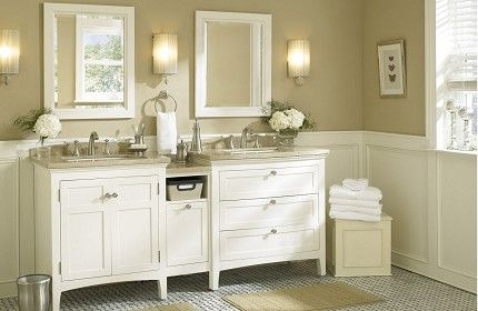 Allen + Roth® Modular Vanity System | Bathrooms | Pinterest | Allen Roth,  Vanities And Bath