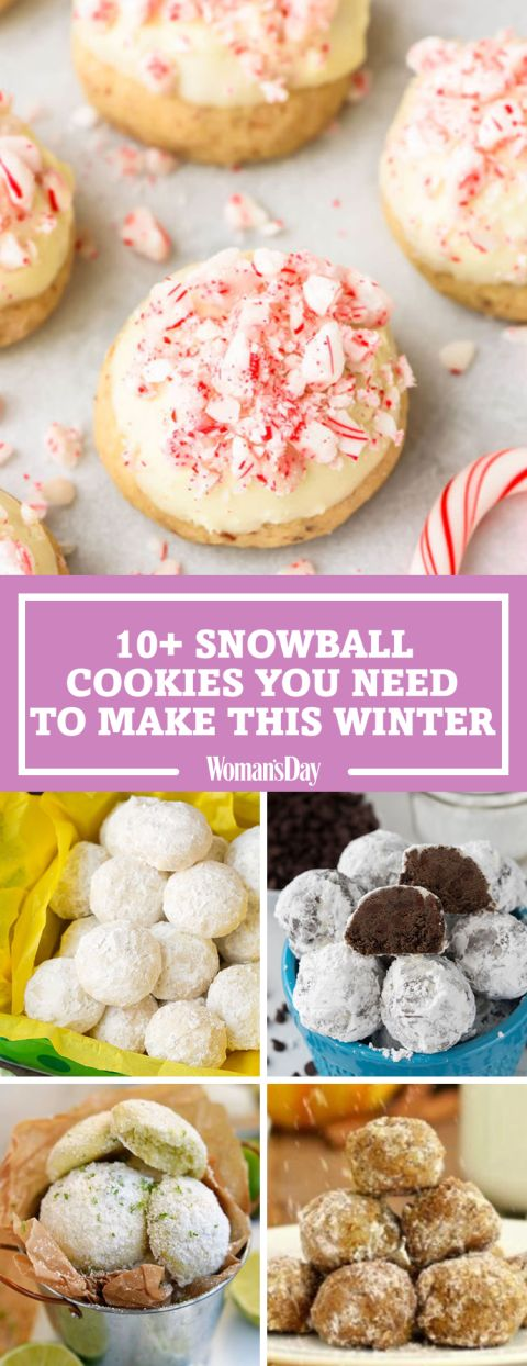 1000 best holiday dessert recipes images on pinterest christmas 12 snowball cookies you need to make this winter forumfinder Gallery