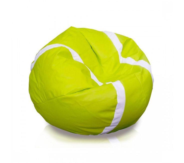 Tennis Ball Style - Large Bean Bag Chair