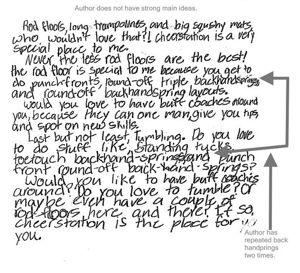 best student writing samples images empowering  teaching expository writing is difficult to do a student who has not been taught specific writing skills this young author is a perfect example