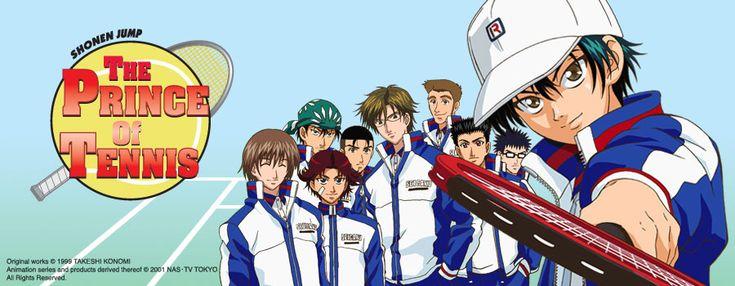 The Prince of Tennis (TV) - Anime News Network