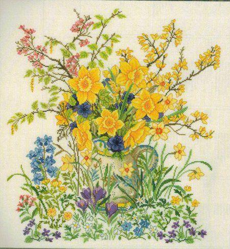 Easter - Cross Stitch Patterns & Kits