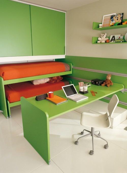 Posuvný dětský nábytek z Itálie http://ZALF.cz