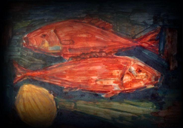 Ρογκότης Βασίλης-Ψάρια, 1966