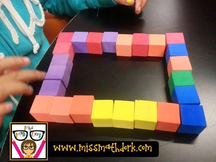 Loved that Lesson: Area and Perimeter | MissMathDork