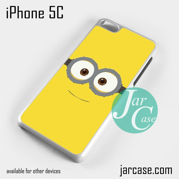 Minions (2) Phone case for iPhone 5C and other iPhone devices