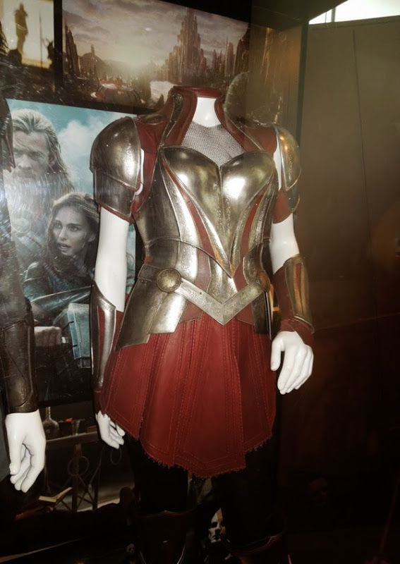 Lady Sif battle armour costume Thor Dark World | Avengers ...