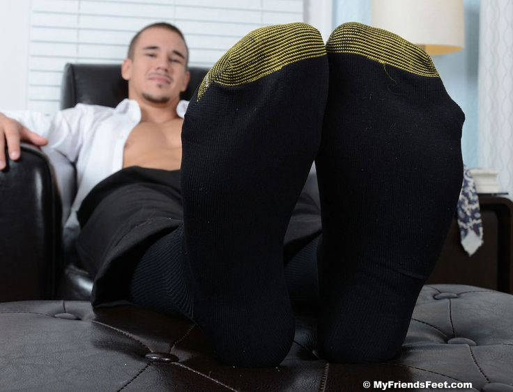 Tickle black socks