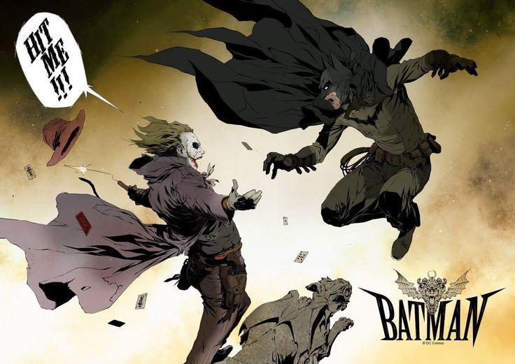 Batman Vs Joker Wallpaper | 1600x1133 | ID:45252