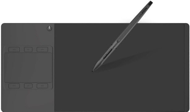 how to change drawing tablet sensitivity