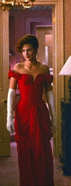 Pretty Woman Red Dress Costume 17 Best images about L...
