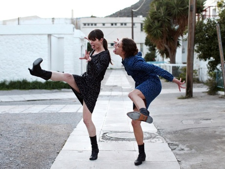 Attenberg Anything but (yet) another foreign film. Trust us, you want to get thee to the Greek deadpan comedy that is Attenberg. Among the genius, bizarre ruins: A seaside ghost town, an awkward, unsocialized twentysomething named Marina, and new wave cinema-friendly mammal miming. (We're on board until the art form goes extinct.)