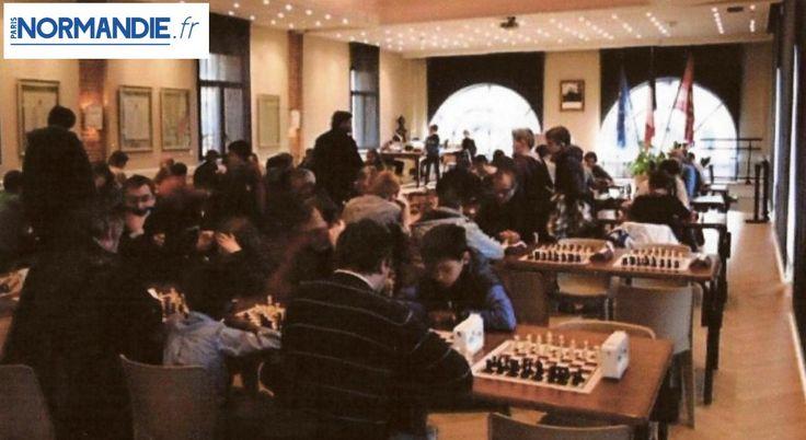 """#Doudeville : """"La 20e édition du Grand Prix d'échecs de Doudeville a réuni 66 joueurs"""""""