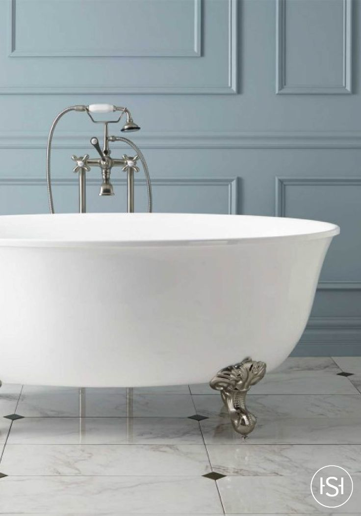 1000 Images About Master Bathroom On Pinterest Clawfoot Tubs Roman Tub Faucets And Double Vanity