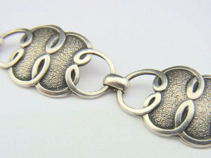 schönes altes Armband 835/-Silber WMF ca.30er Jahre