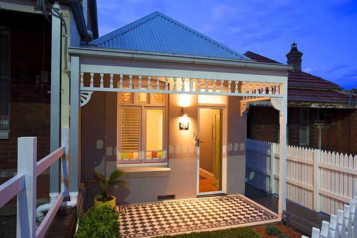 Beautifully renovated home with huge garden - 43 Styles Street Leichhardt at Pilcher Residential