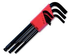 Sk Hand Tools 19609 Set Hex Key Ball Mt 9Pc