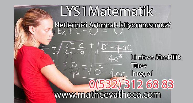 LYS1 Matematik Netlerinizi Artırmak İstiyor Musunuz?