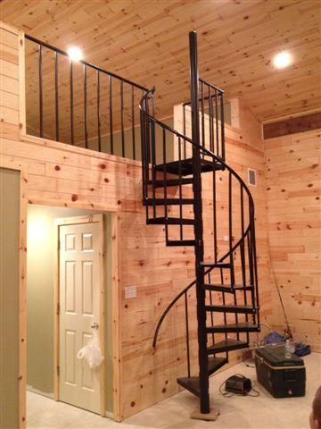 How One Man Built His Pole Barn House.   Milligan's Gander Hill Farm