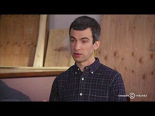 Nathan for You: Dumb Starbucks: Hiring Staff -- Two former Starbucks baristas apply to be the first employees of Dumb Starbucks. -- http://www.tvweb.com/shows/nathan-for-you/season-2/dumb-starbucks--hiring-staff
