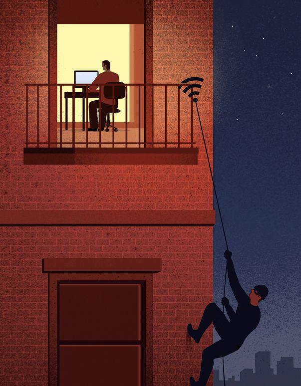 Davide Bonazzi - Hacking your data through the Wi-Fi. Client: Brandeis…
