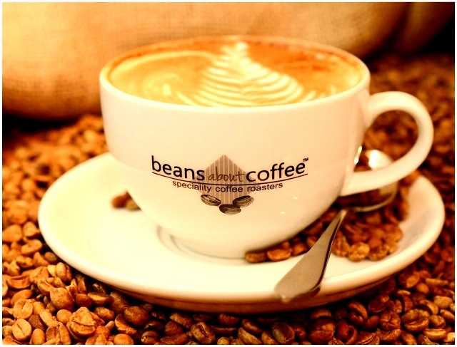 Beans about life, beans about coffee