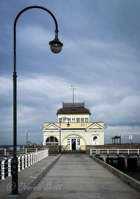 St Kilda Pier Melbourne | Flickr - Photo Sharing! Dominic Scott Photography