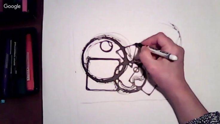 """Нейрографика с Т. Лобановой Мастер-класс """"Удача. Колесо Фортуны"""""""