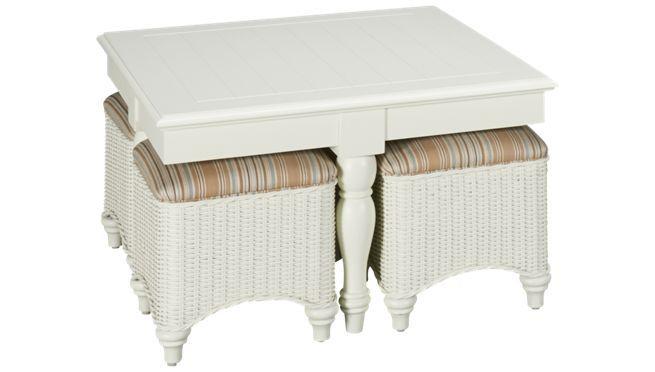Wonderful Capris   Sun Bun Foot   Hassock Table   Jordanu0027s Furniture | TREAT YOu0027  SELF: Home Edition | Pinterest | Hassocks F.C., Capri Sun And Capri