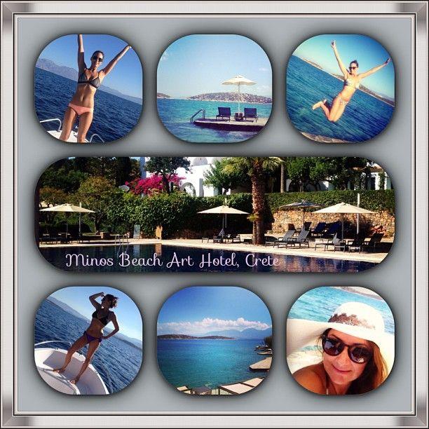 Photo credits @_miss_clc #crete #AgiosNIkolaos #summer #summer_holidays