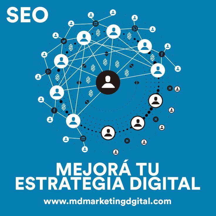 ¿Tu objetivo es estar de primero en Google? El nuestro es que lo logres. Visitá nuestra web: http://www.mdmarketingdigital.com/ y conocé sobre nuestros servicios de posicionamiento WEB - SEO.