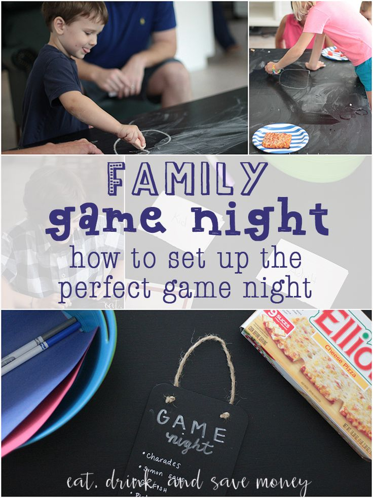 Have you been looking for a way to connect with your family and have them disconnect from technology? Put together an old school game night with Ellio's Pizza. We did and it was tons of fun!  Essentials for an Old School Game Night http://eatdrinkandsavemoney.com/2016/10/26/essentials-old-school-game-night/
