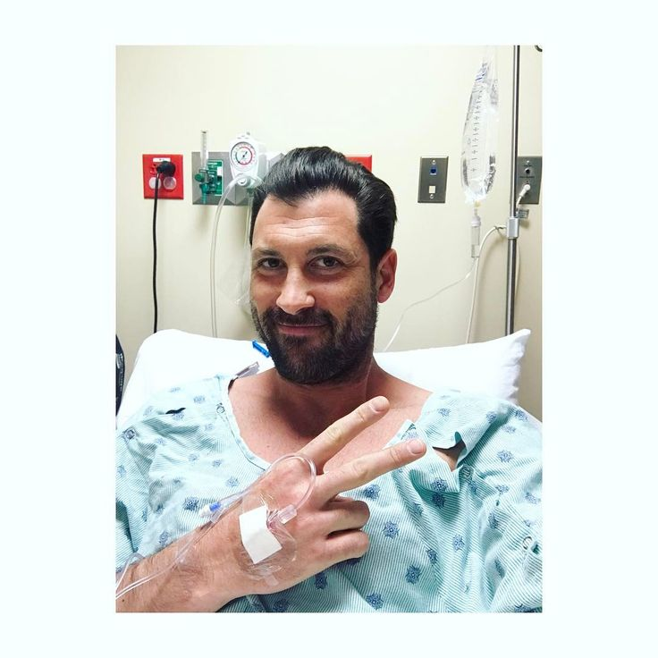 'Dancing with the Stars' pro Maksim Chmerkovskiy undergoes surgery for calf injury Dancing with the Stars pro Maksim Chmerkovskiy shareda photo of himself in his hospital bed on social media before undergoing surgery to repair a calf injury. #DWTS